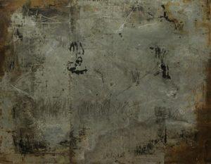 Materia gris 114x146 cm 1995