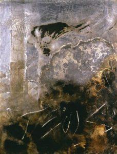 Profeta 116x89 cm 1995