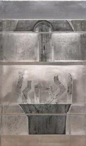 Pic00a fahr 162x97 cm - Técnica mixta sobre zinc 2000